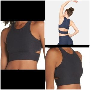 Outdoor voices Sold out slashback crop top